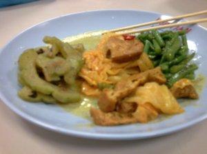 3 veggies fm TTSH Kopitiam