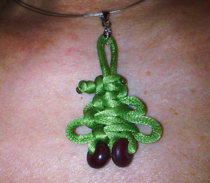 Dragonfly pendent