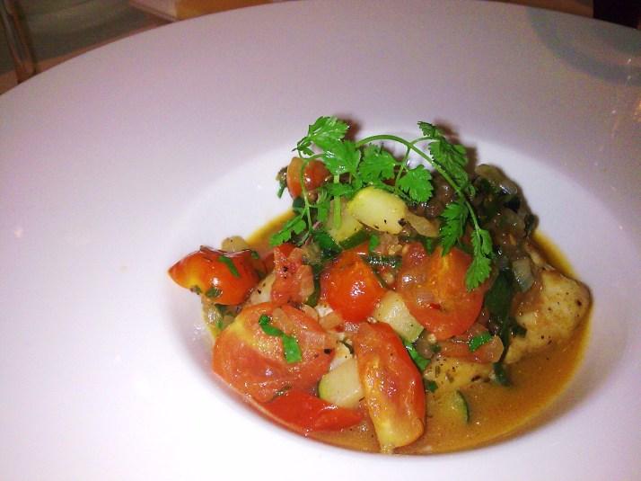 cod in a dish